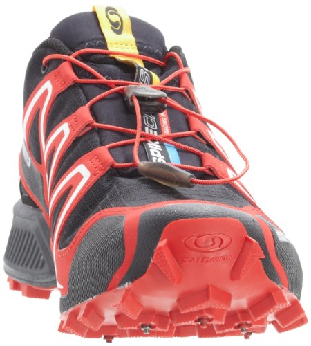 SALOMON Spikecross 3 CS Zapatilla de Trail Running Unisex Negro