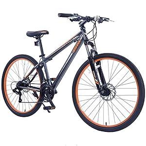 Gtm 27 5 Men S Mountain Bike Shimano Hybrid Bicycle