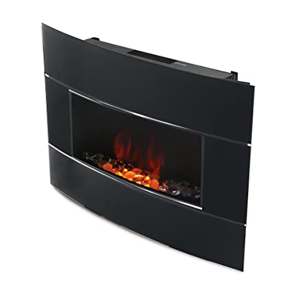 Bionair Electric Fireplace With Digital Thermostat Amazon Ca Home