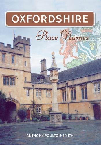 Download Oxfordshire Place Names ebook