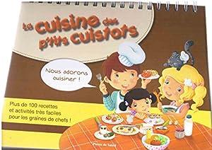 """Afficher """"La Cuisine des p'tits cuistots"""""""