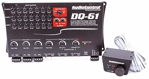Audio Control DQ-61 OEM Sound - Signal Processor Car Audio