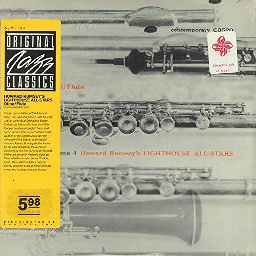 Oboe/Flute Volume 4 (1984) (Lighthouse Aquarium)