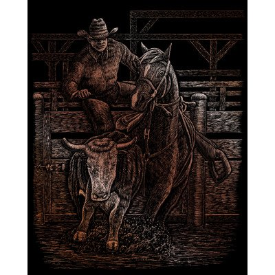 Foil Kit Copper (Copper Foil Engraving Art Kit 8