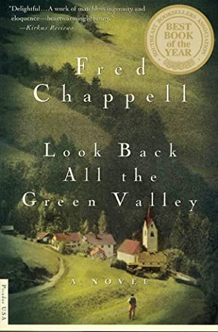 book cover of Look Back All the Green Valley