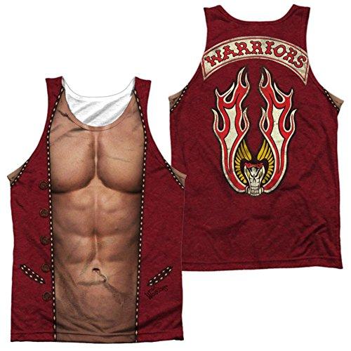 Tank Top: The Warriors- Vest Size -