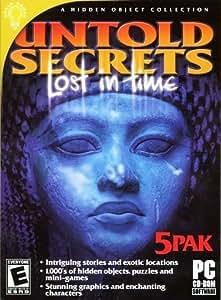 Untold Secrets Lost in Time