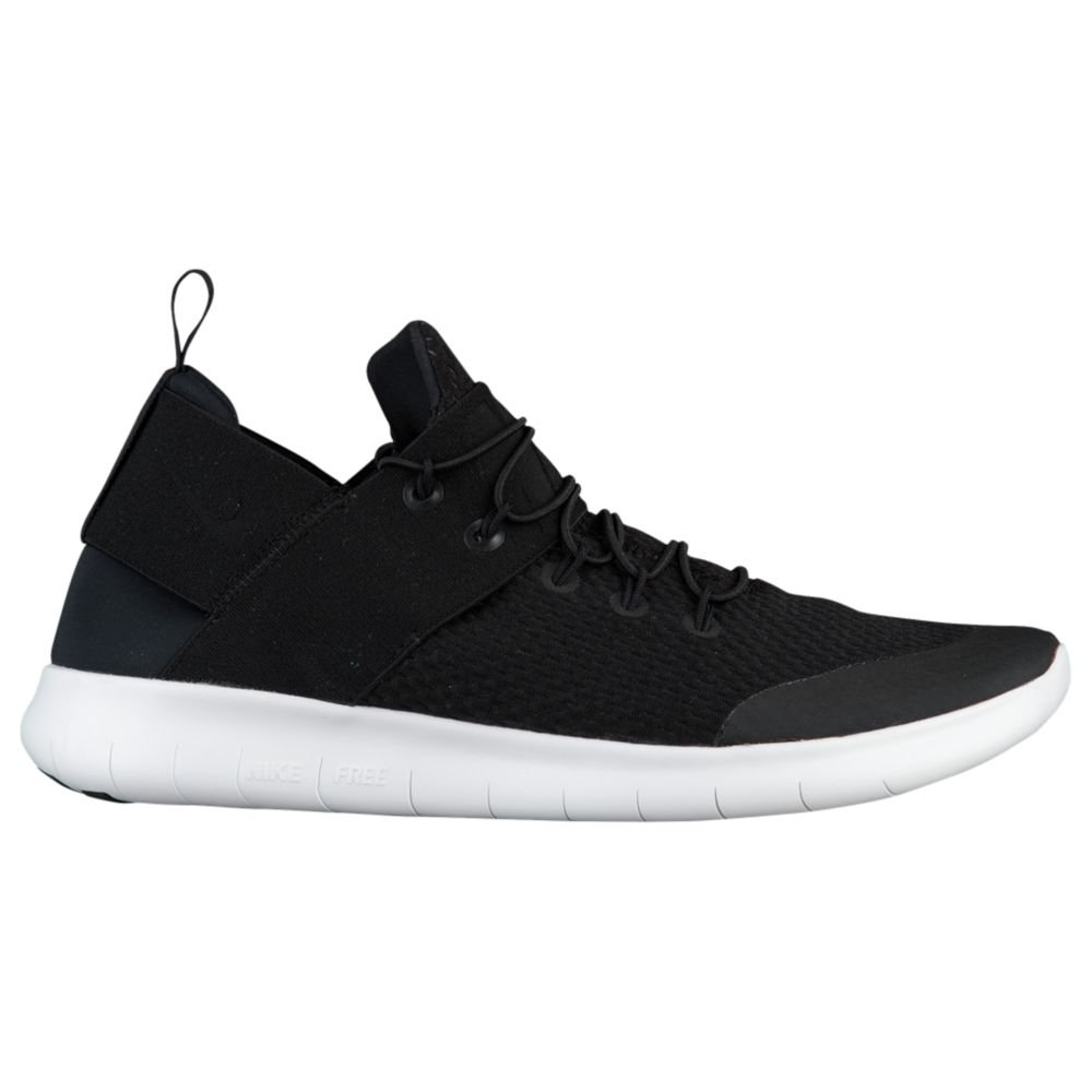 02d101c750811 Galleon - NIKE Men s Free RN Commuter Running Shoe Black Black-Anthracite-Off  White 8.5