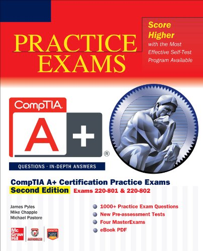 Download CompTIA A+ Certification Practice Exams, Second Edition (Exams 220-801 & 220-802) Pdf
