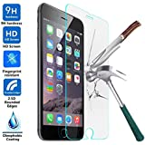 iPhone 8 ipone 7 Screen Protector Glass, HZATECH iPhone 8, 7 Tempered Glass Screen Protector for Apple iPhone 8 iphone 7 2017 2016 (50-Pack)