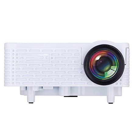 Proyector Full HD, Mini proyector 1080P Pantalla de 170 ...