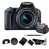 Canon EOS Rebel SL2 Digital SLR Camera with 18-55mm Lens 2249C002 - Starter Bundle