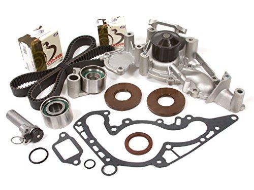 (Evergreen TBK298HWPT Fits 98-07 Lexus Toyota Tundra Sequoia 4.7L DOHC Timing Belt Kit Water Pump)