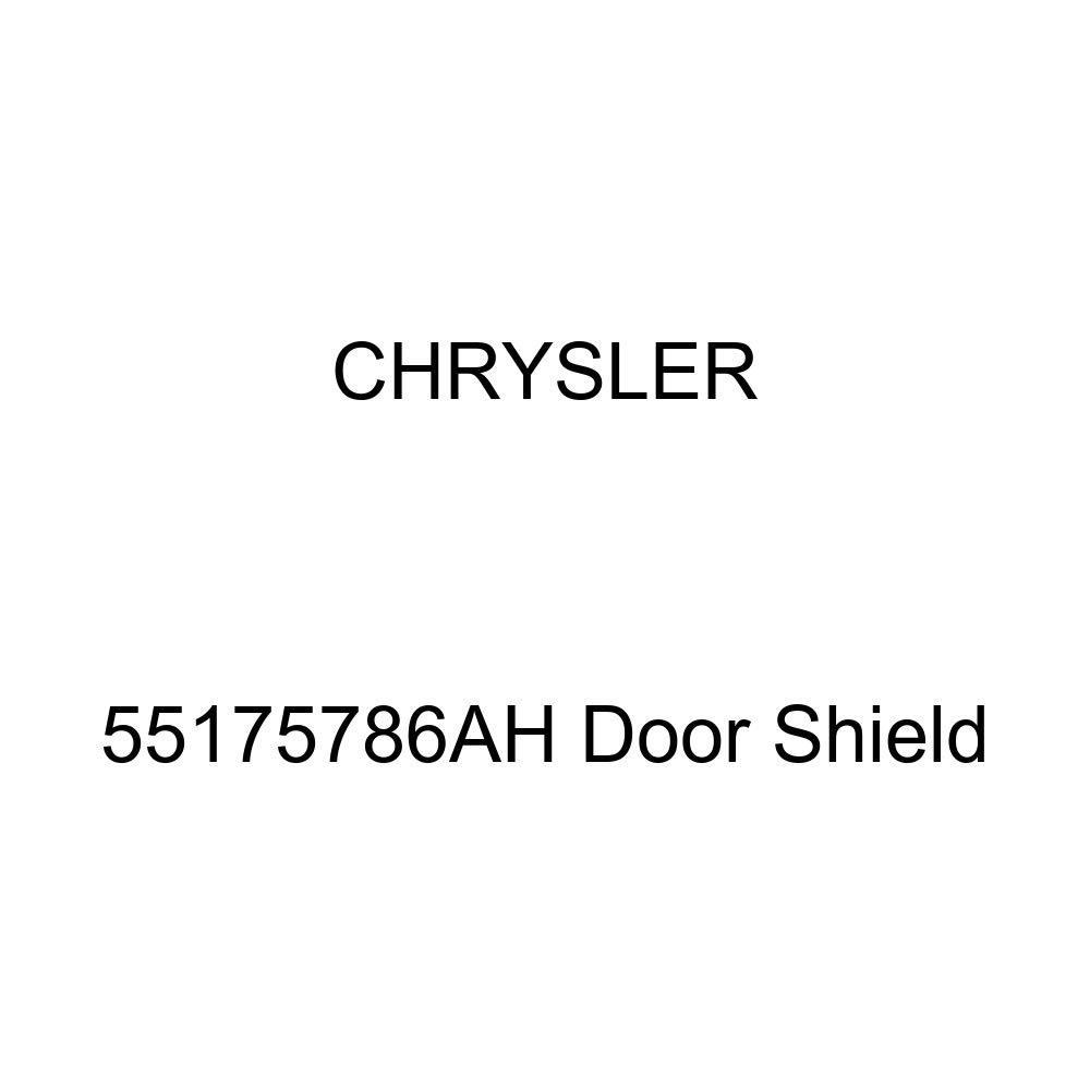 Genuine Chrysler 55175786AH Door Shield
