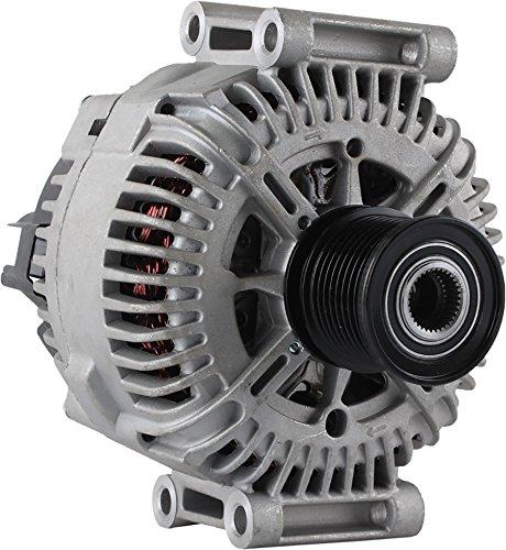 .0L (Diesel) MERCEDES BENZ R320 07 08 2007 2008 LRA03071, AL9362X, 439583, 642-154-03-02, 3Clock 180Amp Internal Fan Type Clutch Pulley Type Internal Regulator CW Rotation 12V ()