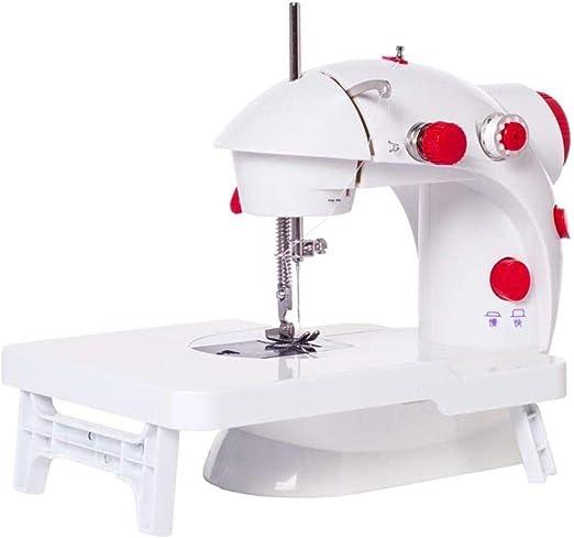 Máquina de coser portátil, máquina de coser W6, resistente máquina ...