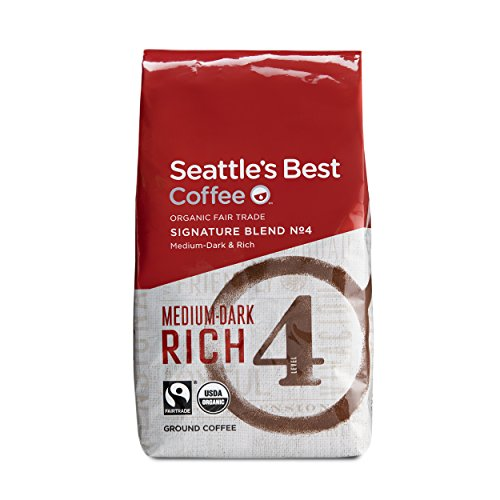 Seattles Best Coffee Signature 12 Ounce