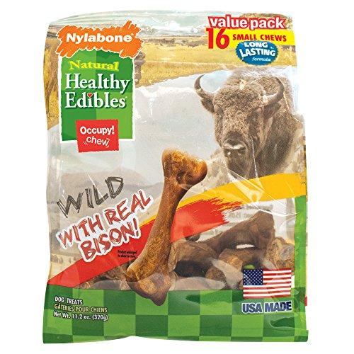 Nylabone Healthy Edibles Bison Flavored product image