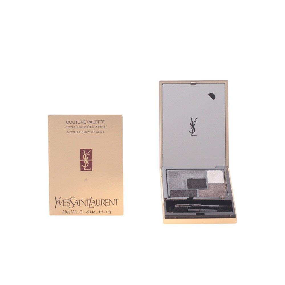 Yves Saint Laurent 57820 Couture Palette - Ombretto per le donne, Nº 01 Tuxedo, 5 gr, 1 pz. 3365440742246 915-42246