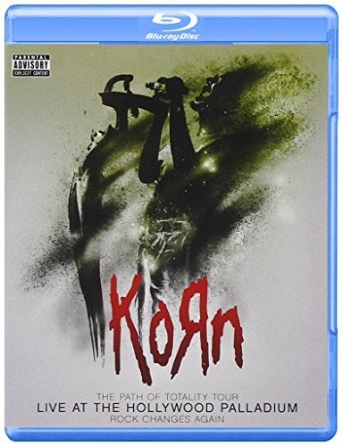 Blu-ray : Korn - The Path of Totality Tour: Live at the Hollywood Palladium [Explicit Content] (With CD, 2 Disc)