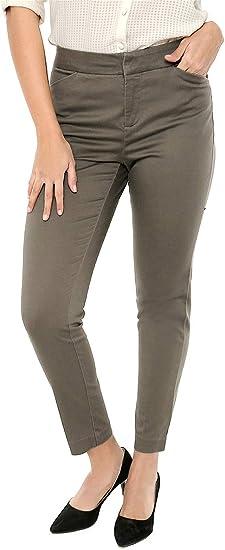 Dockers Pantalon Cafe Pantalones Para Mujer Cafe Talla 0 Amazon Com Mx Ropa Zapatos Y Accesorios