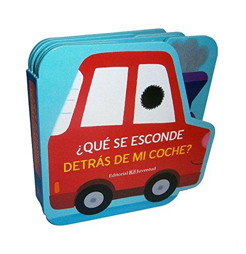 Read Online ¿Qué se esconde detrás de mi coche? (Spanish Edition) ebook