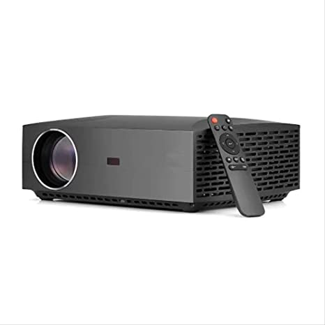 BXCGDICD Proyector Inalámbrico Bluetooth Mini Home Cinema Office ...