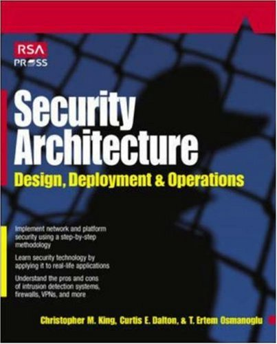 Network security architecture sean convery