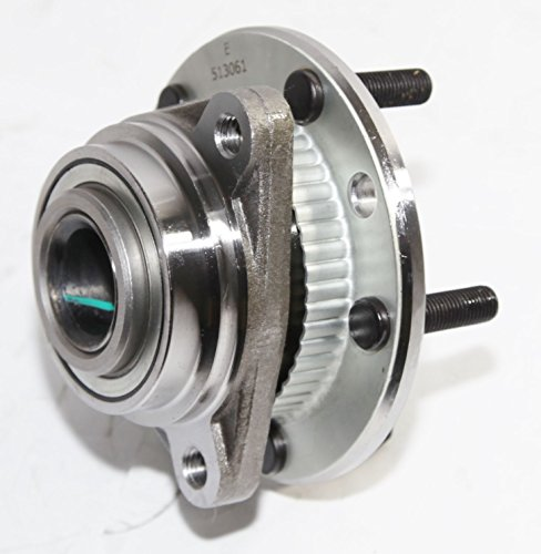 FRONT 5 STUD Wheel Hub Bearing fit Chevy 94-97 S10 92-96 Blazer S10 4WD 513061 (Chevy Blazer Wheel Bearings)