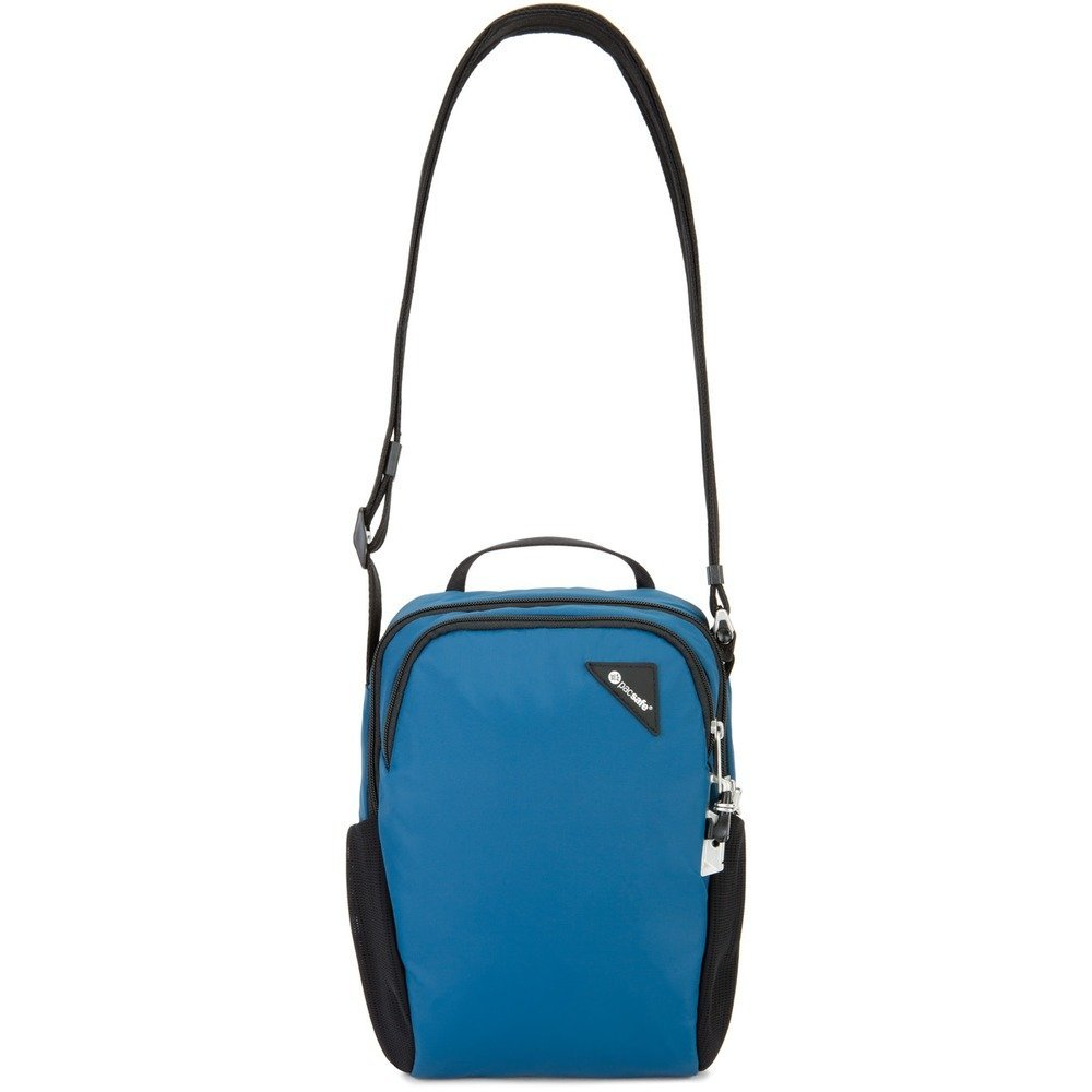 PacSafe Vibe 200 Anti-Theft Compact Crossbody Travel Cross-Body Bag, Eclipse, One Size