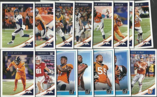 Top 10 recommendation denver broncos football cards 2017 for 2019