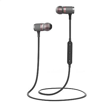 Y1Cheng Auriculares Bluetooth Casco De Teléfono Móvil Bluetooth Inalámbrico Bluetooth V4.2 Auriculares Inalámbricos Bluetooth