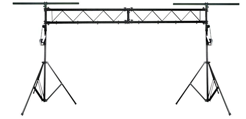 american dj crank 2 system crank up truss system musical instruments. Black Bedroom Furniture Sets. Home Design Ideas