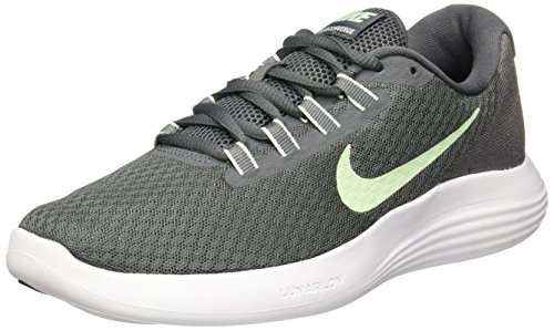 Nike Wmns Lunarconverge, Zapatillas de Trail Running para Mujer Gris (Dark Grey / Fresh Mint / Cool Grey / White 004)