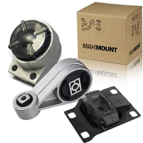 MAXMOUNT 3PCS Transmission Engine Motor Mounts A2939 A2986 A3003 For 2000 2001 2002 2003 2004 Ford Focus 2.0L - Ford Focus Engine Mount