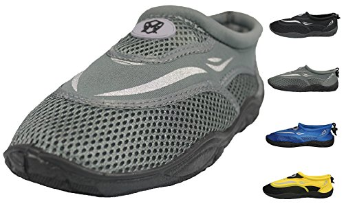 ed9cab5507e4 Greg Michaels Mens Water Shoes Aqua Socks - high Durability ...