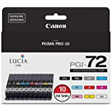 Canon PGI-72 Ten-pack of Ink Tanks