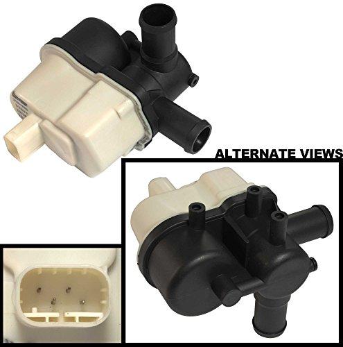 APDTY 421711 LDP Fuel Vapor Leak Detection Pump Fits 2003-2011 Mazda 5 / 2003-2008 Mazda 6 (Includes MAZDASPEED) / 2007-2009 Mazda CX-7 / 2010-2011 Mazda MX-5 / 2005-2011 Mazda MX5 Miata / 2004-2011 Mazda RX-8 / 2007-2013 Volvo S60 (30774518, AJ5118581A)