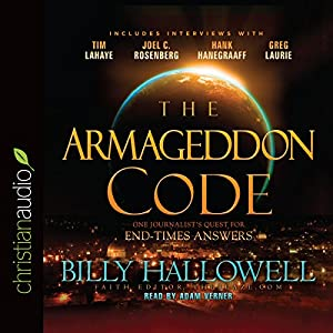 The Armageddon Code Audiobook