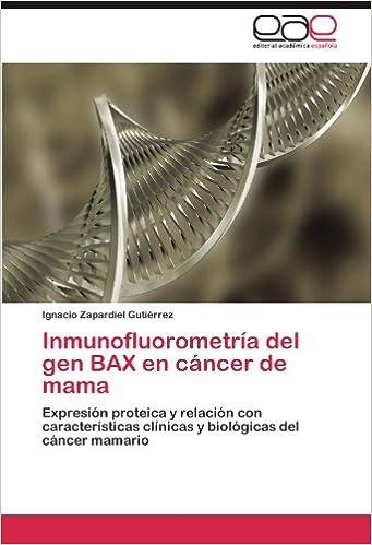 Inmunofluorometría del gen BAX en cáncer de mama: Amazon.es ...