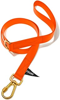 product image for Found My Animal The Rescue Orange Project Dog Leash