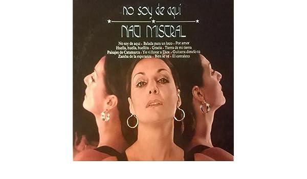 No Soy de Aquí de Nati Mistral en Amazon Music - Amazon.es