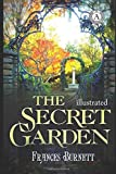 img - for The Secret Garden (illustrated) (Illustrated Classics Library) book / textbook / text book