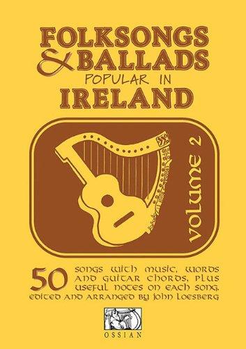 Folksongs & Ballads Popular in Ireland, Volume 2
