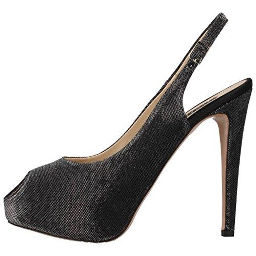 Sandalias de vestir para mujer, color Negro , marca ALBANO, modelo Sandalias De Vestir Para Mujer ALBANO 0013V Negro Negro