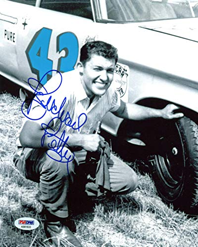 (Nascar Richard Petty Authentic Autographed Signed Photo Autographed Signed - PSA/DNA Certified)