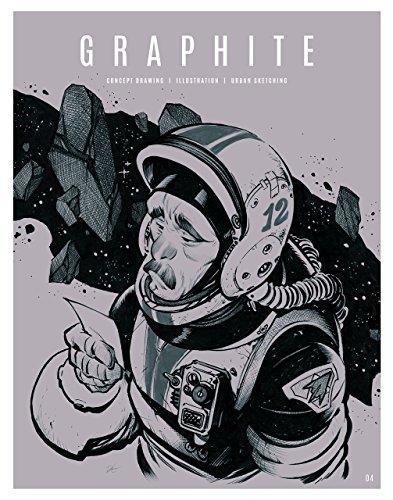 GRAPHITE 4: Concept Drawing | Illustration | Urban Sketching