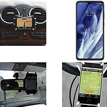 K-S-Trade® Soporte para Coche Y para Mesa Etc. para Xiaomi Mi 9 ...