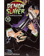 Demon Slayer: Kimetsu no Yaiba, Vol. 13 (Volume 13)