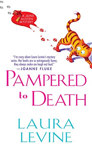 Pampered to Death (A Jaine Austen Mystery series Book 10)
